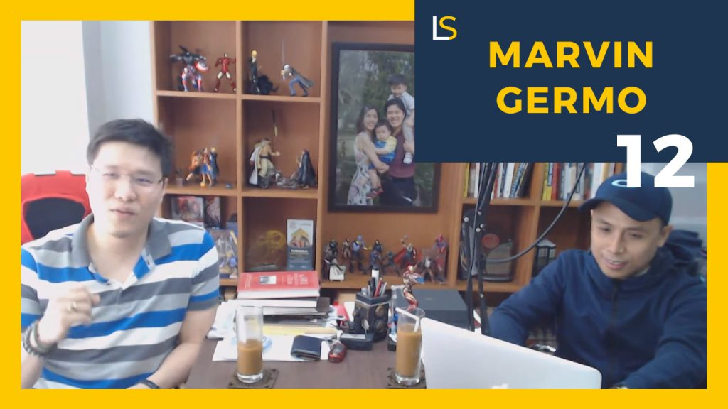 Freedom or Financial Security with Marvin Germo