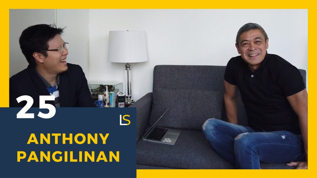 Architectural Design of People and Dealing with Betrayal in the Motivational Training Industry with Anthony Pangilinan