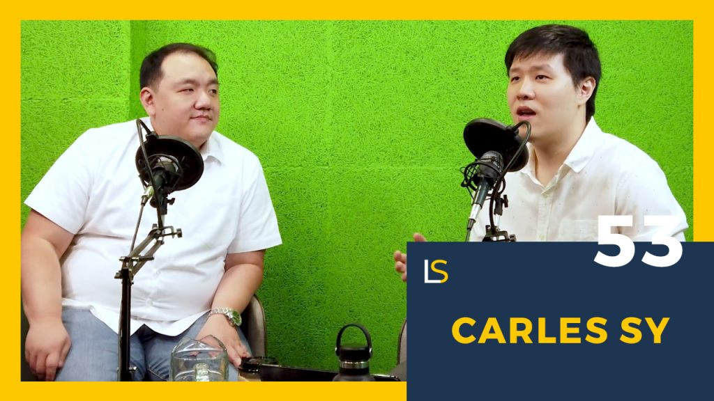 Charles Sy: Founder's Story: Starting Up, Closing due to Calamity, Massive Growth in the Aftermath