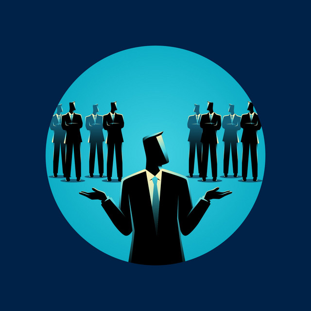 How do you get the right people in your team?