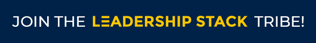 Banner for Leadership Stack Tribe