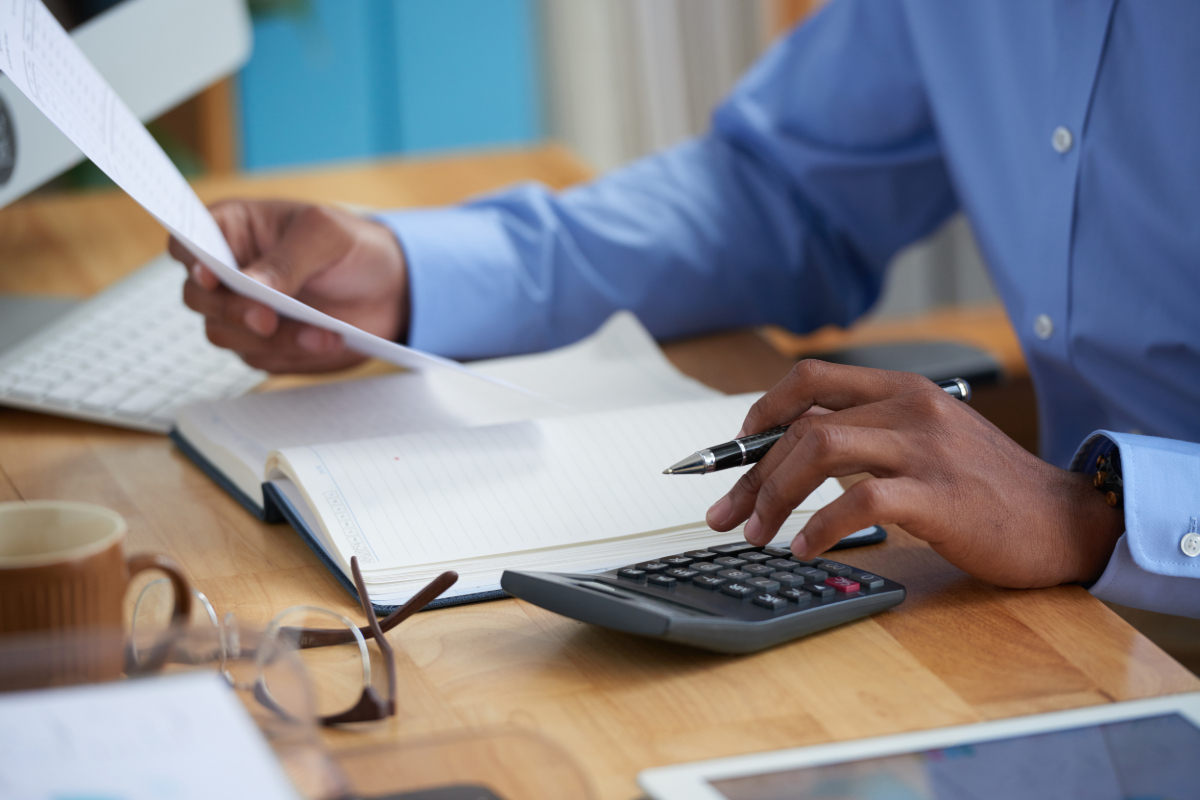 Failing To Separate Business Money With Personal Money