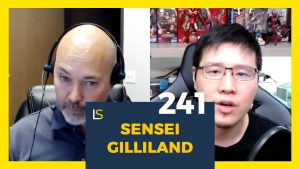 How To Build Multiple Income Streams With Sensei Gilliland