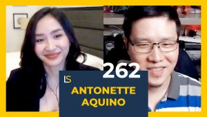 How Mentors and Values Can Change Your Life With Antonette Aquino