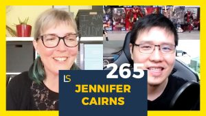 Why You Should Build Your Brand With Jennifer Cairns