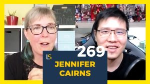 The Key To Achieving Work-Life Balance With Jennifer Cairns