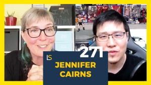 Simplifying Your Brand With Jennifer Cairns