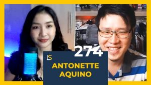 How Can You Be Financially Stable? With Antonette Aquino